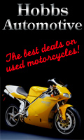 Hobbs Automotive - Used Motorcycles