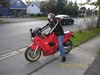 Me and my Bike - Click To Enlarge Picture