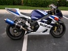 My 04 gsxr 1000 - Click To Enlarge Picture
