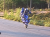 1 Hand Stoppie - Click To Enlarge Picture