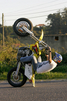 Wheelie Rmz 450 - Click To Enlarge Picture