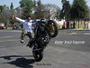 Flying Falomir Stunt - Click To Enlarge Picture