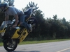 600 Stoppie - Click To Enlarge Picture
