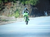 03 ZX-9R Wheelie - Click To Enlarge Picture