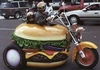 Burger Bike - Click To Enlarge Picture