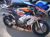 Aaron Coltons ZX6 - Click To Enlarge Picture