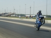 Gixxer Wheelie - Click To Enlarge Picture