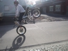 Me Rollin Stoppie - Click To Enlarge Picture