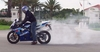 Gixxer 600 Burnout - Click To Enlarge Picture