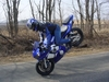 R6 Stoppie - Click To Enlarge Picture