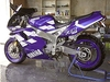 Purple FZR - Click To Enlarge Picture