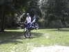 YZ125 Stoppie - Click To Enlarge Picture