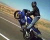 Freeway Wheelie - Click To Download Video