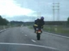 Highway Wheelie - Click To Download Video