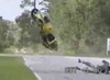 Wheelie Crash - Click To Download Video