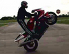 Highhway Wheelie - Click To Download Video