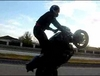 Garths Wheelies - Click To Download Video