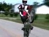 CRF230 Wheelie - Click To Download Video
