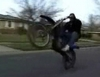 Wheelie Video - Click To Download Video