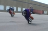 Double Wheelie - Click To Download Video