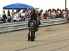 Wheelie Gone Bad! - Click To Download Video