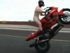 Naked Wheelie - Click To Download Video
