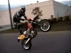 Supermoto Wheelie - Click To Download Video