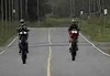 Double Wheelies - Click To Download Video